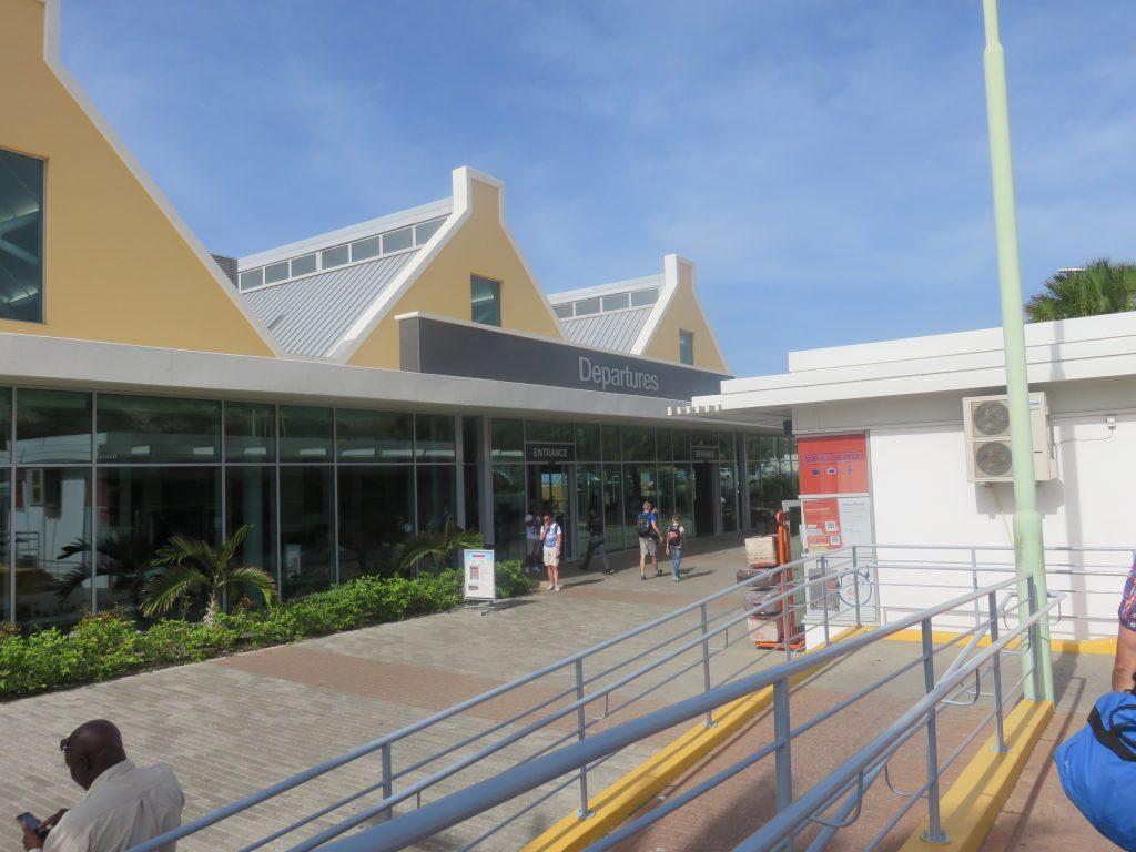vakantie op Curaçao