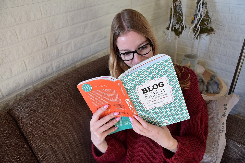 Blogboek review
