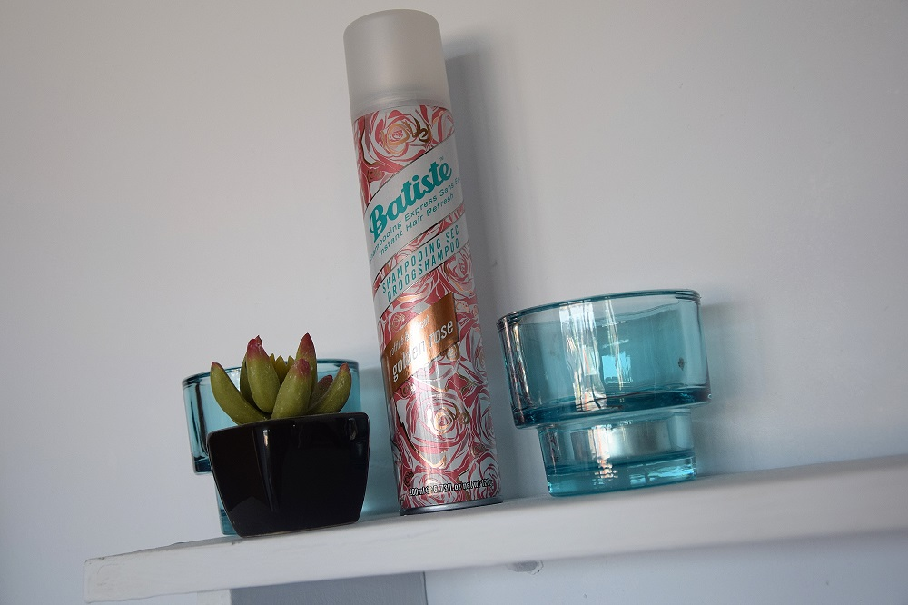 Batiste Golden Rose droogshampoo