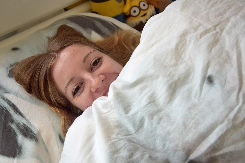 goede nachtrust tips, pocktervering matras, perfect matras
