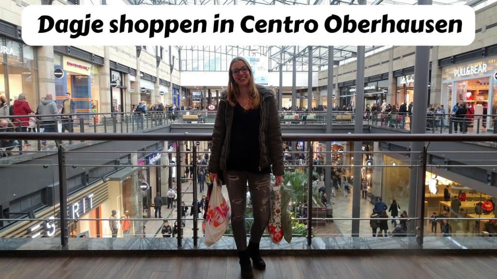 dagje shoppen in Centro Oberhausen