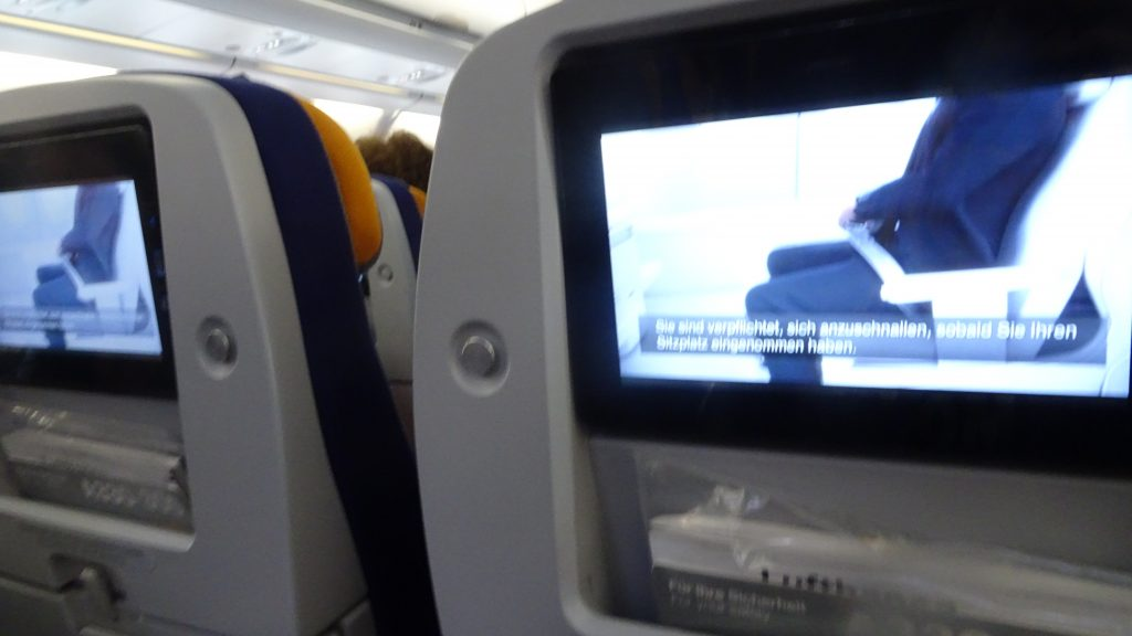 vlucht gecanceld