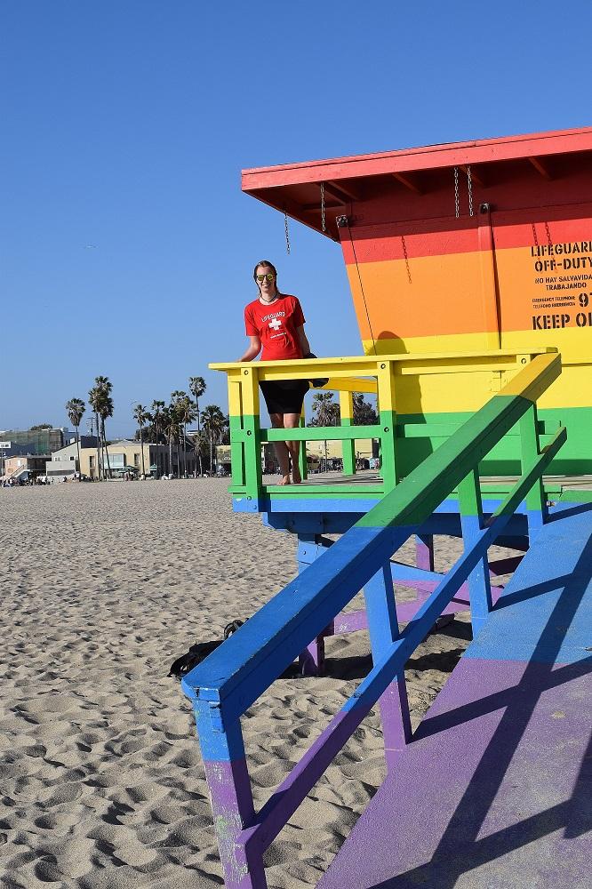 outfits on Venice Beach