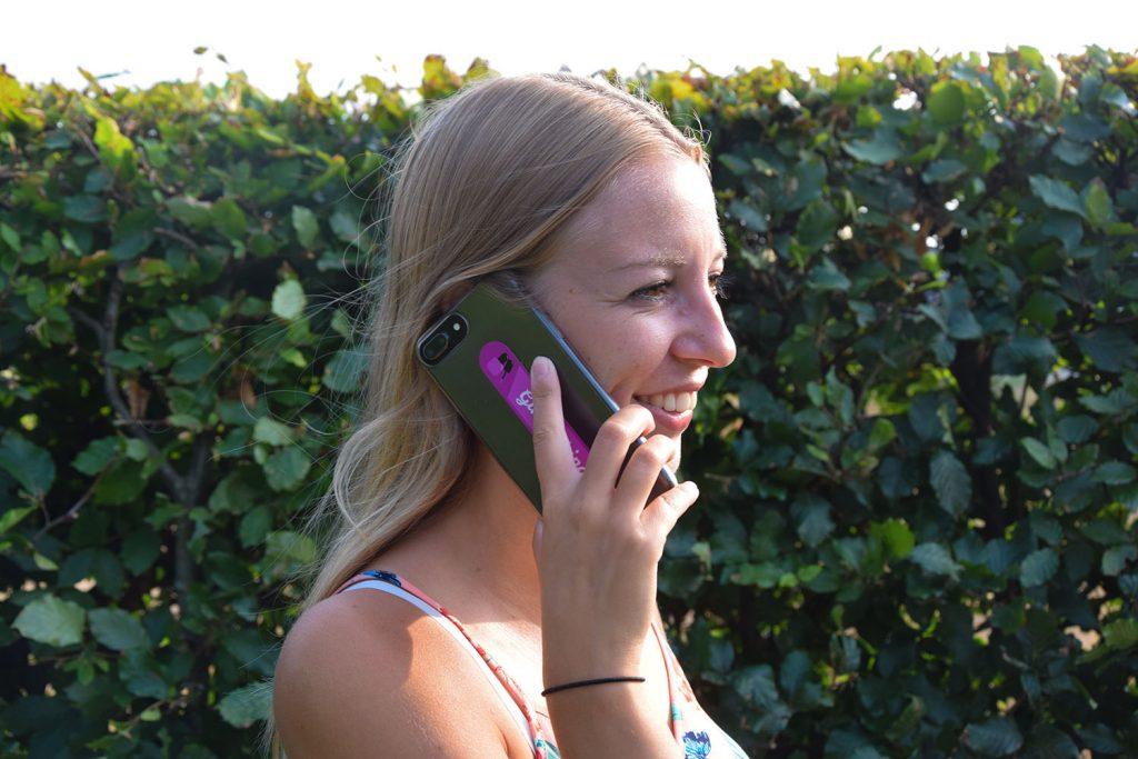 telefoons voor bloggers