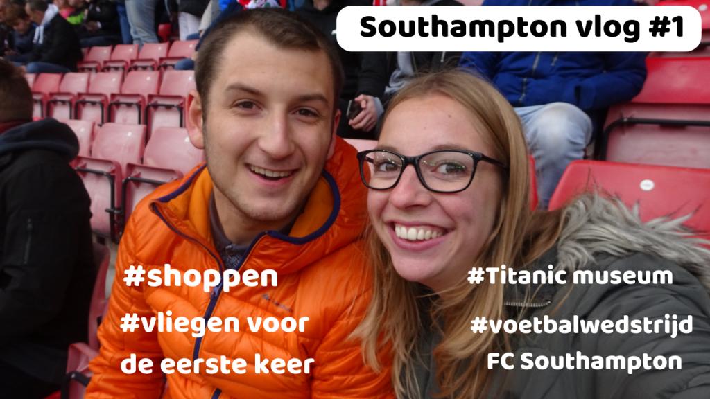 Southampton vlog