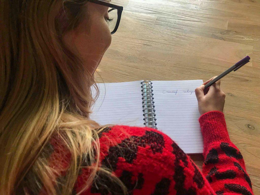workshop creatief schrijven