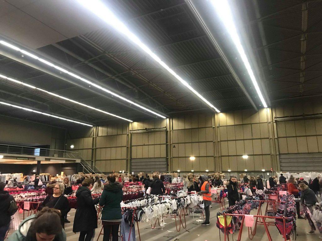 Hunkemöller Fabrieksverkoop