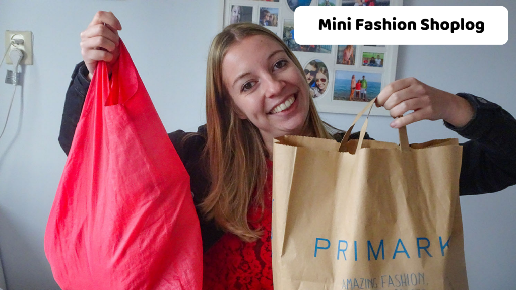 mini fashion shoplog