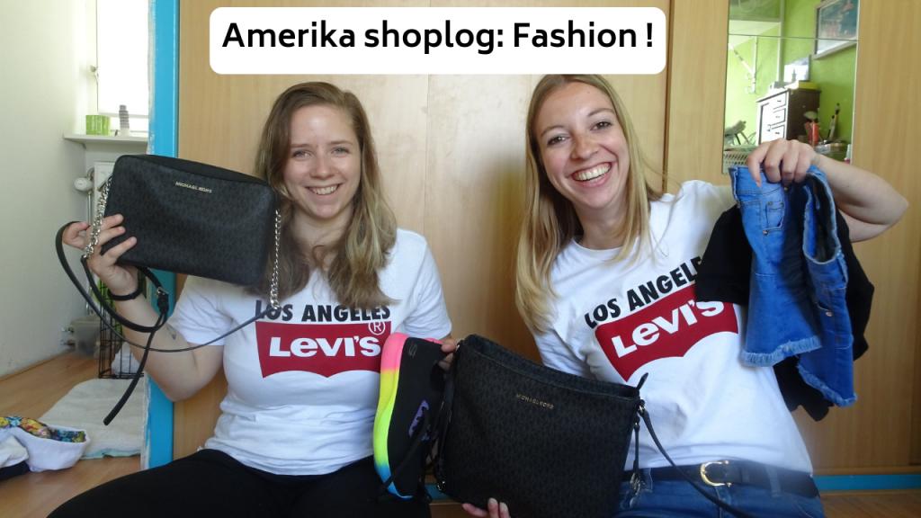 Amerika shoplog