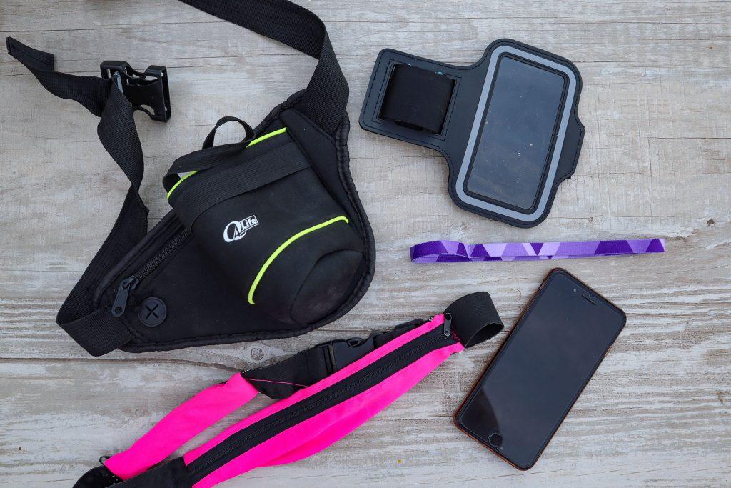 handige accessoires voor tijdens het sporten