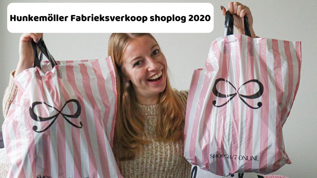 Hunkemöller Fabrieksverkoop shoplog