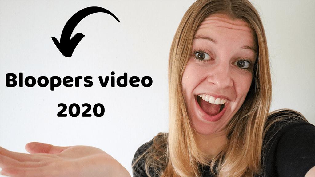 bloopers video