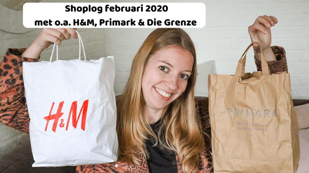 shoplog februari 2020