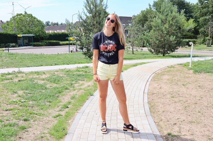 ACDC outfit