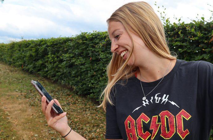 liefde voor mijn telefoon