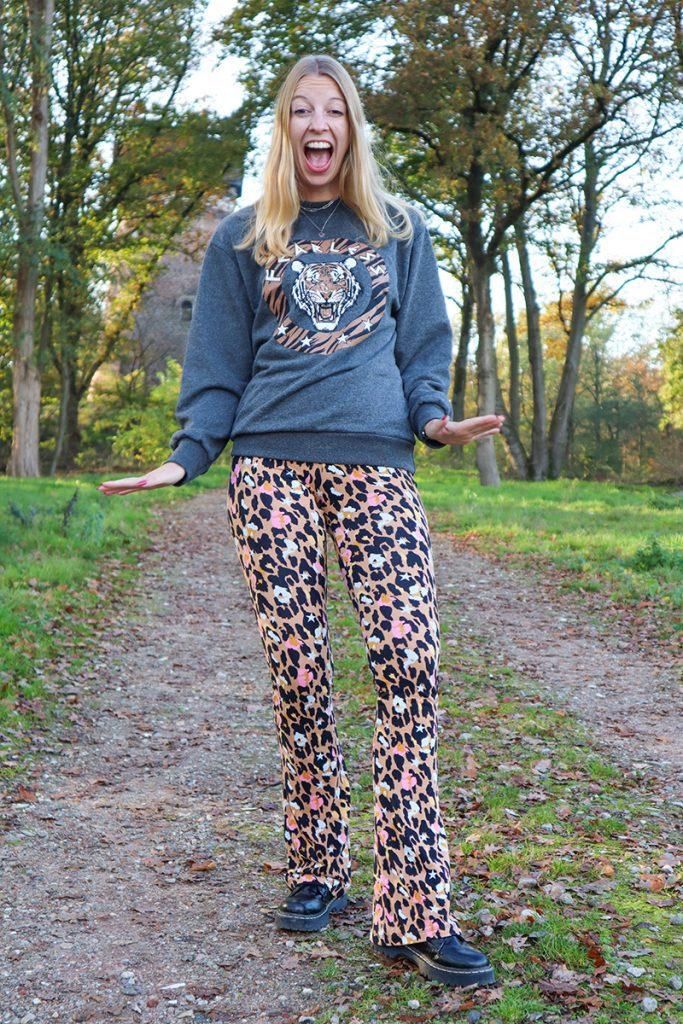 tijger sweater