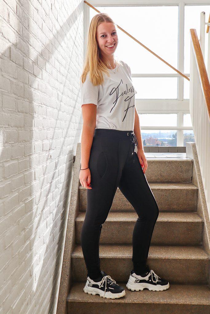 joggingbroeken van Femme Luxe
