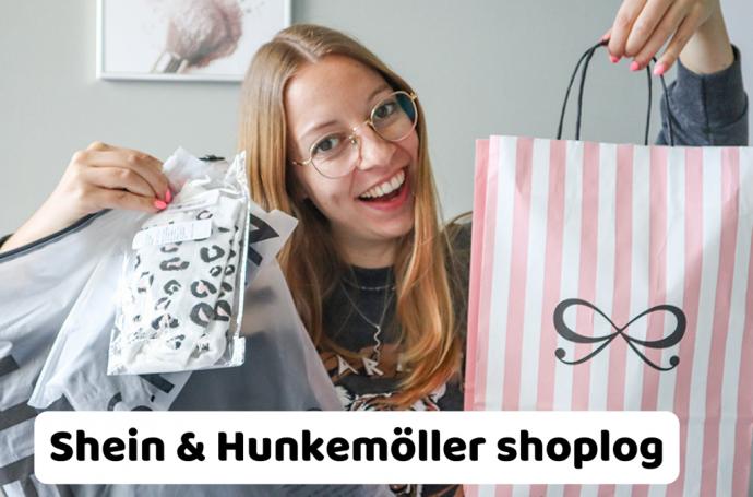 Shein & Hunkemöller shoplog