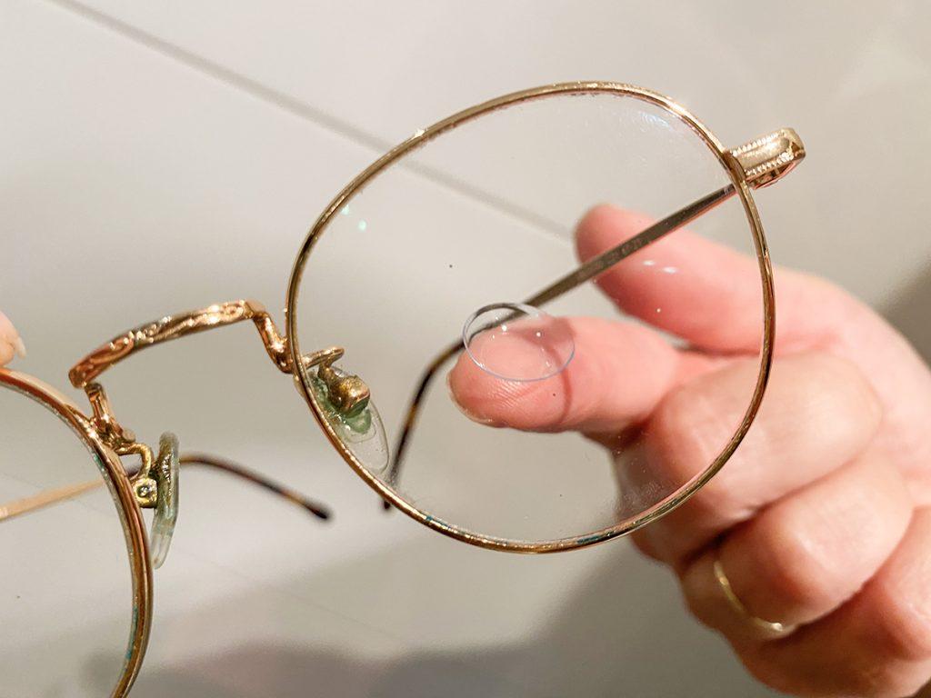 contact lenzen versus een bril