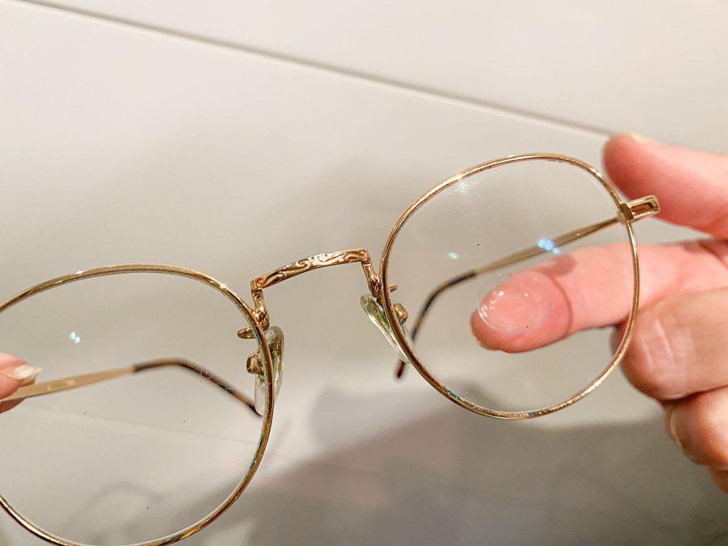 contactlenzen versus een bril